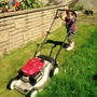 Now THAT'S a mower!