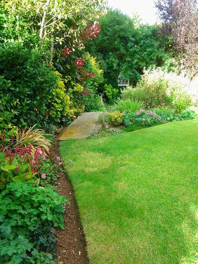The side garden 15.09.15