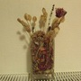 Dried flowers from my garden.