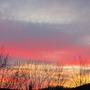 November Sky Sunset