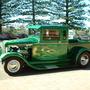 2003. Green Custom Truck