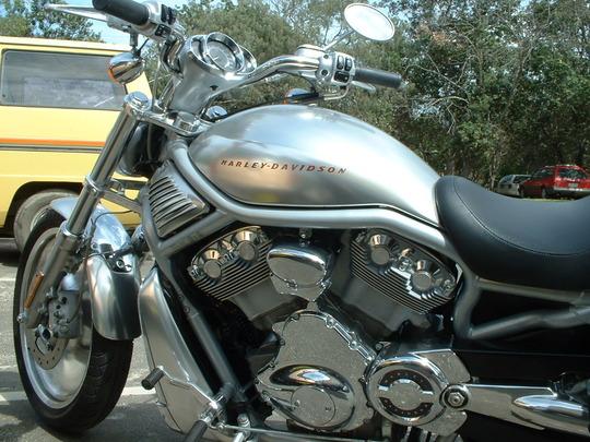 Harley Davidson New V twin 2003