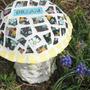 Mosaic Garden Mushroom