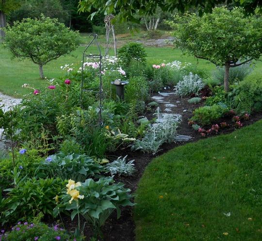 Small Spring Garden