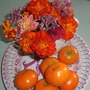Lowly marigolds