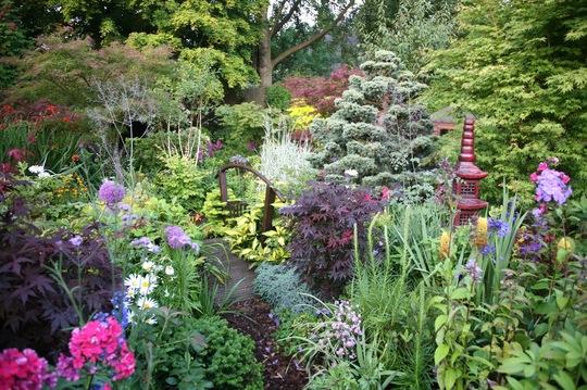Lower Garden 23 July 08