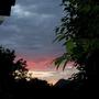 Sunset  Vt