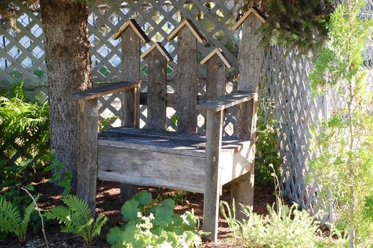 Bird House Chair