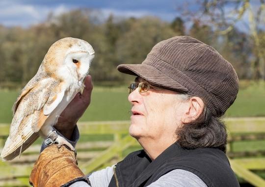 me and Tyto Alba