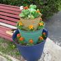 3 tier planter