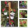 My ideas in my garden:)