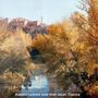 Autumn colours over river Jucar, Cuenca