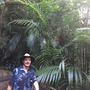 I'm in Palm, Fern Canyon at The San Diego Zoo (Chamaedorea tepejilote - Pacaya Palm)