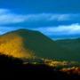 Sunset afterglow Pawlet VT