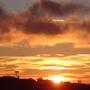 sunrise yesterday morning. Fantastic.