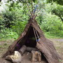 Children's Wigwam, Hackney City Farm
