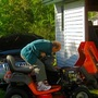 Tractor breakdown