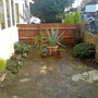 full view of front garden