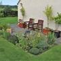 Herb Garden Area