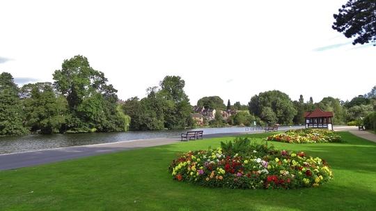 River Gardens.
