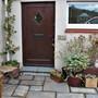 Front Door Autumn Display 1