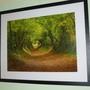 New framed photo