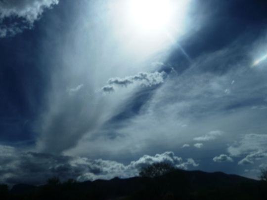 Monsoon Skies I