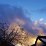 Sunset tonight.