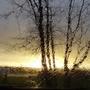 Carsington. Weather...rain and sun equals rainbows as well.