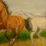 Latest painting