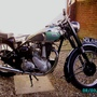 Motor bike 1946 BSA  for Paul