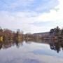 River Derwent today.