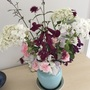 Today's flowers.