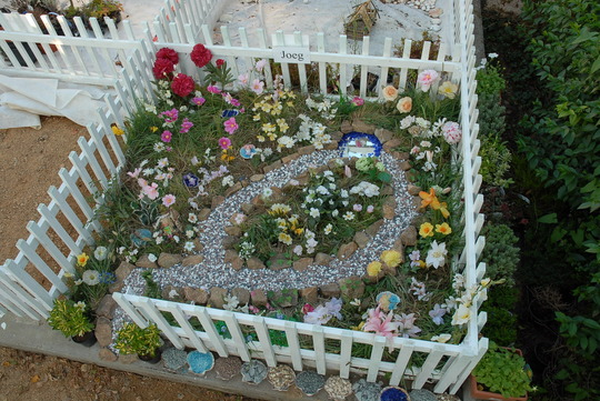 Children's garden allotments