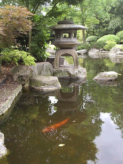 The Kyoto Garden, Holland Park, London