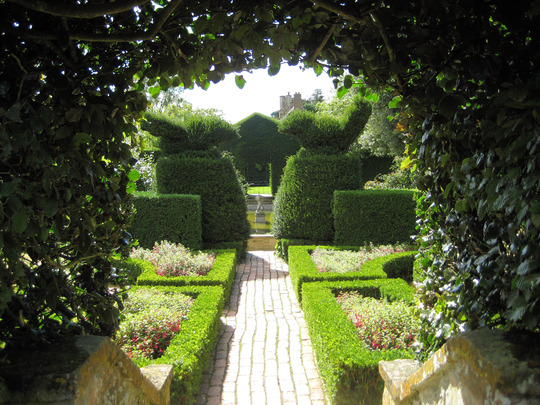 Another view of Hidcote