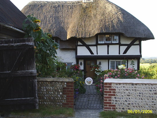 A Sussex cottage at Amberley
