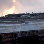 Stormy weather at Weymouth