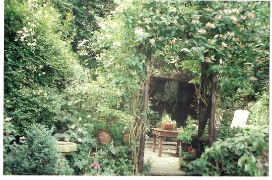 My Secret Cottage Garden