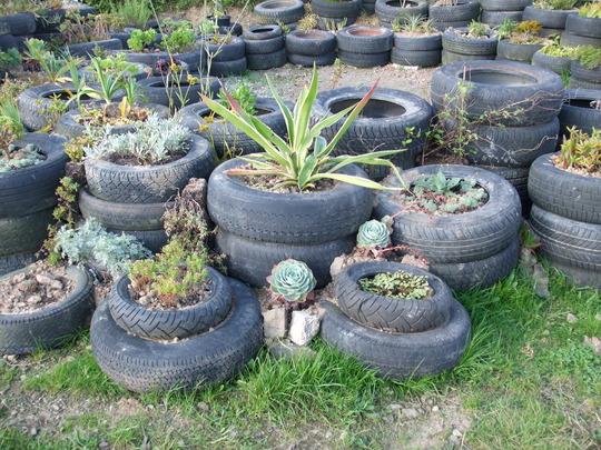 tyre circle