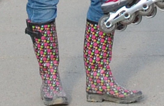 2012 Wellie Olympic Entry