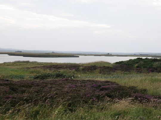 Bosquoy loch Orkney