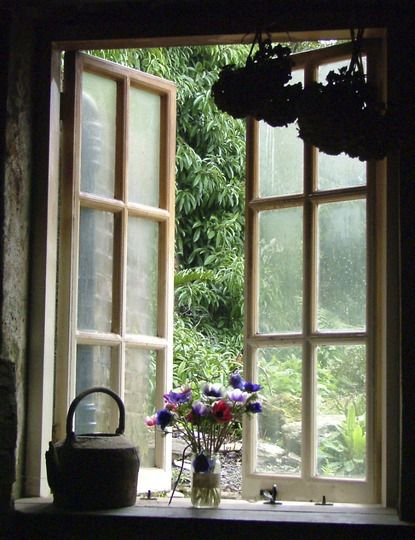 Head gardener's office
