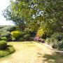 Rear Garden - Right Border - Summer 2006