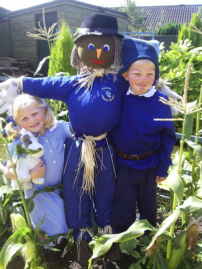 Meeting the Scarecrow