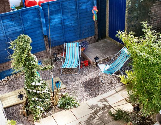 Beach Garden Section 1
