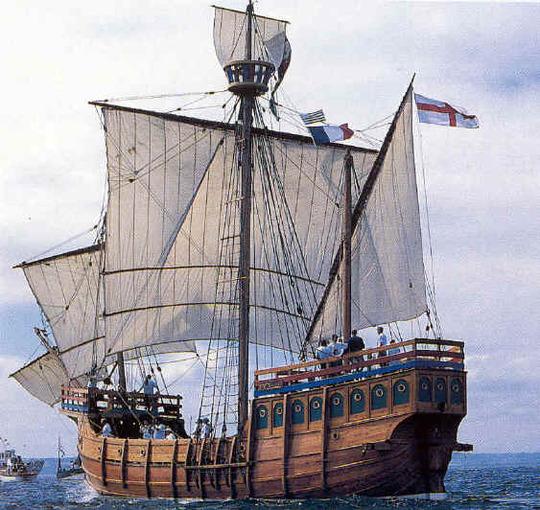 The Good Ship Matthew