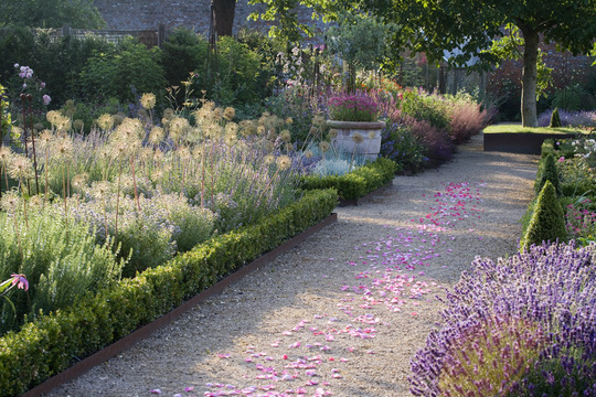 The Walled Garden at Cowdray