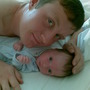 Daddy and Thomas Oliver