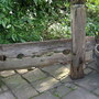 18th Century Stocks, The Mill Garden